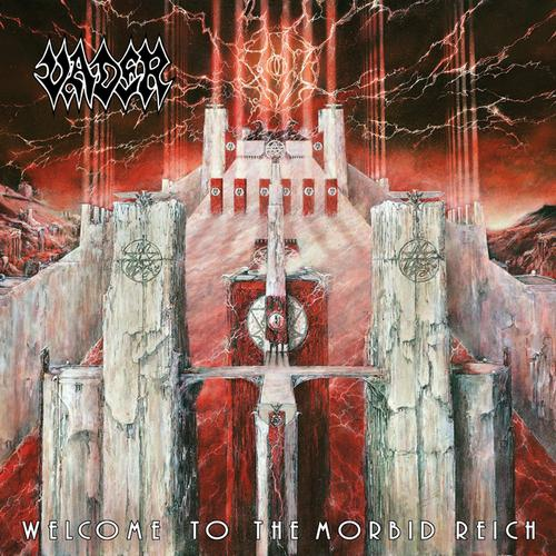 """Vader """"Welcome To The Morbid Reich"""" 5/6"""