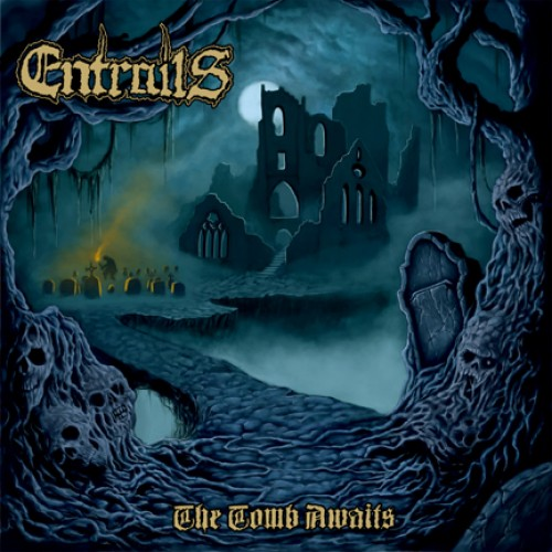 "Entrails ""The tomb awaits"" 5/6"
