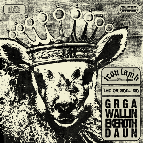 "Iron Lamb ""The original sin"" 5/6"