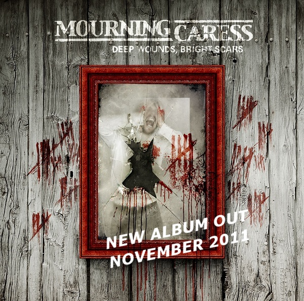 "Mourning Caress ""Deep wounds, bright scars"" 4/6"