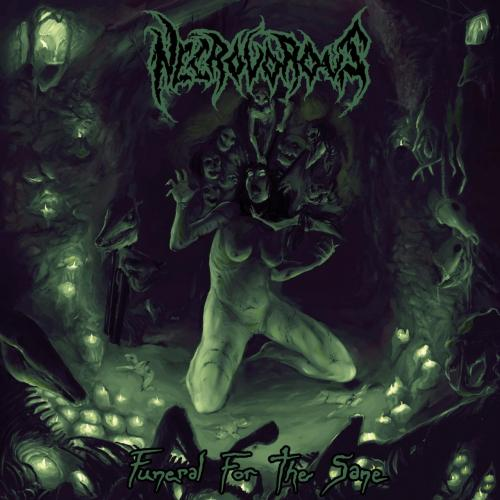 "Necrovorous ""Funeral for the sane"" 4/6"