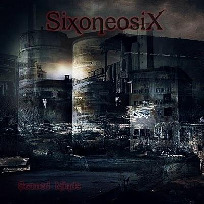"""Sixoneosix """"Scarred minds"""" MCD 3/6"""