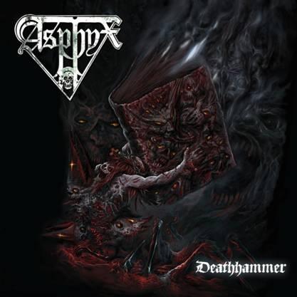 """Asphyx """"Deathhammer"""" 6/6"""