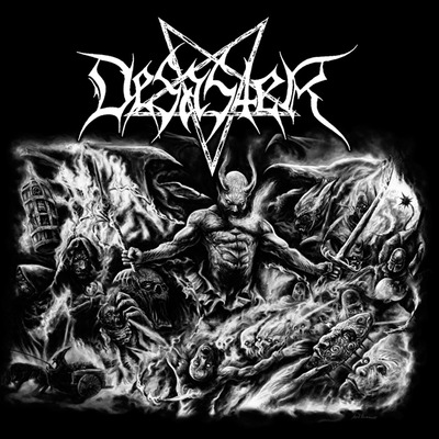 "Desaster ""The Arts Of Destruction"" 5/6"