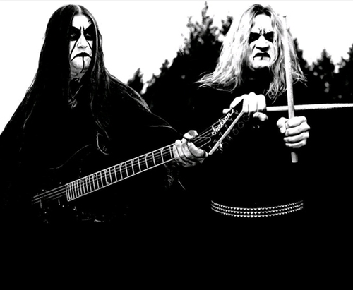 Inquisition Interview (Barther Metal Open Air)