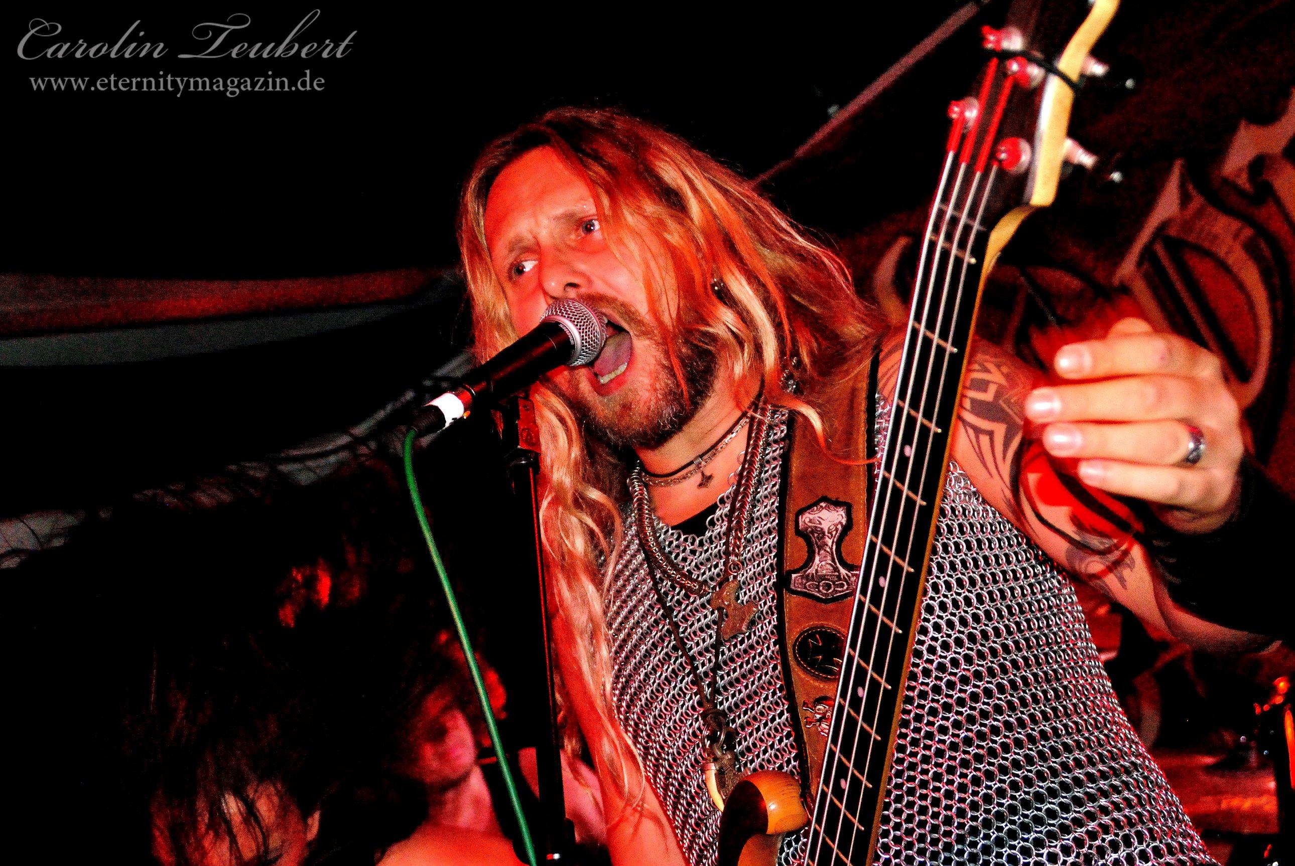 Pagan Raid Tour – Bandhaus Leipzig 12.10.2012