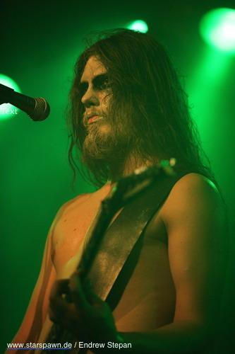 MGŁA, Furia, Blaze of Perdition, Mordhell am 12.10.2012 in Berlin (K17)