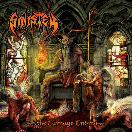 "Sinister ""The Carnage Ending"" 4/6"