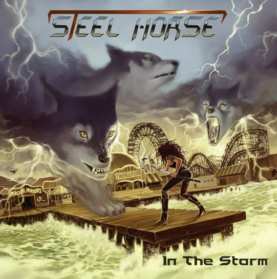 """Steel Horse """"In The Storm"""" 5/6"""
