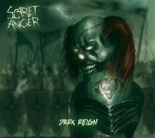 "Scarlet Anger ""Dark Reign"" 5/6"