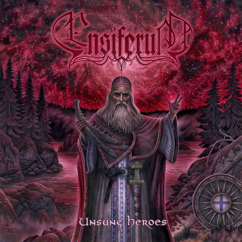 """Ensiferum """"Unsung Heroes"""" 4/6"""