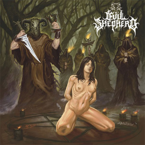 "Evil Shepherd ""Evil Through Darkness And Darkness Through Death"" 4/6"