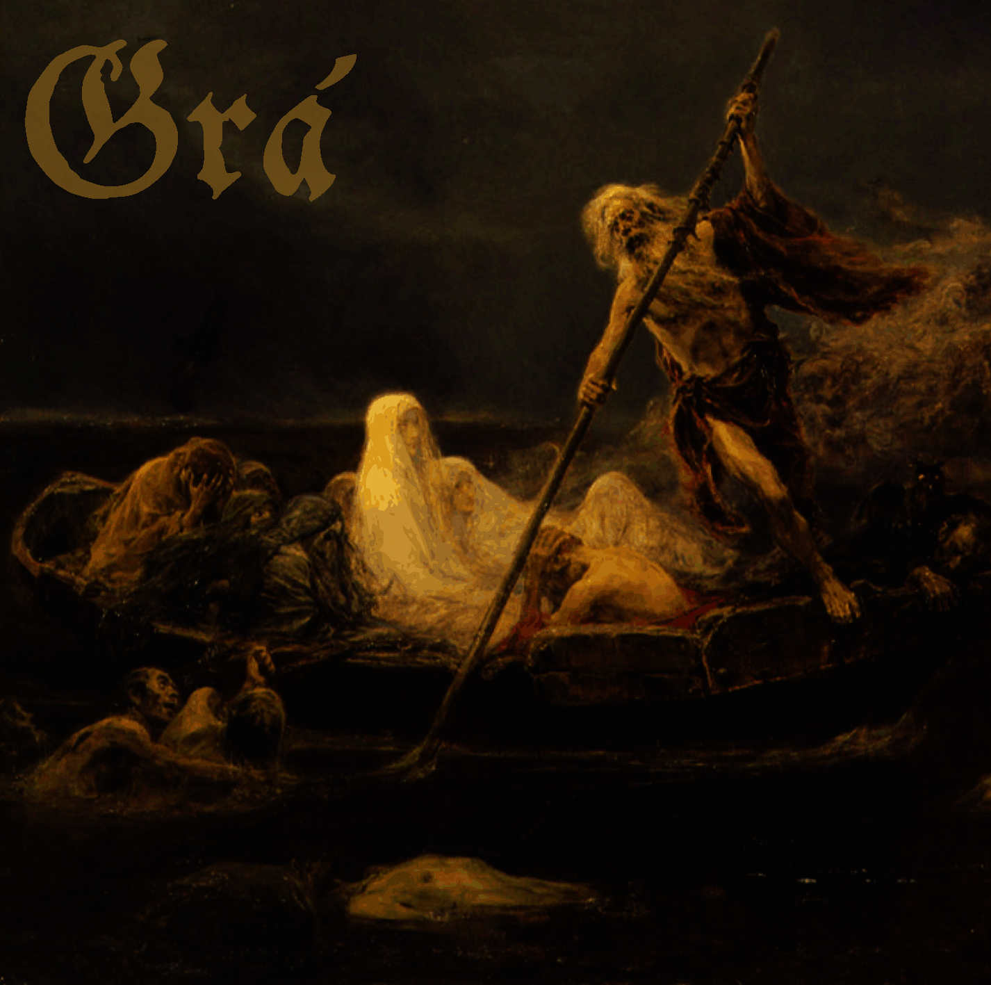 "Grá – ""Necrology Of The Witch"" 5/6"