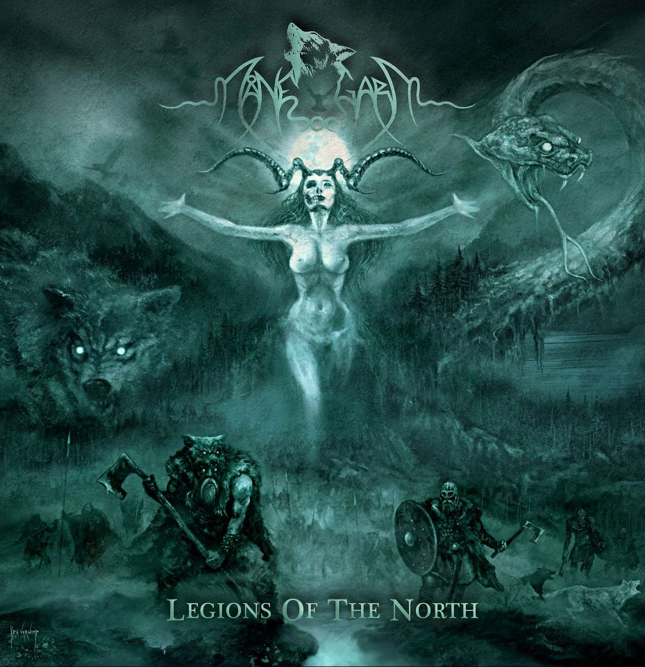 "Månegarm ""Legions Of The North"" 5/6"