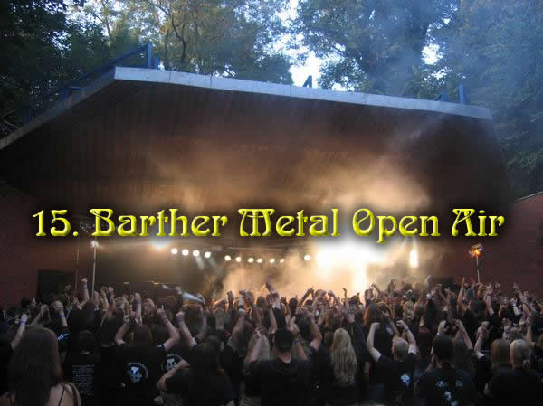 15. Barther Metal Open Air