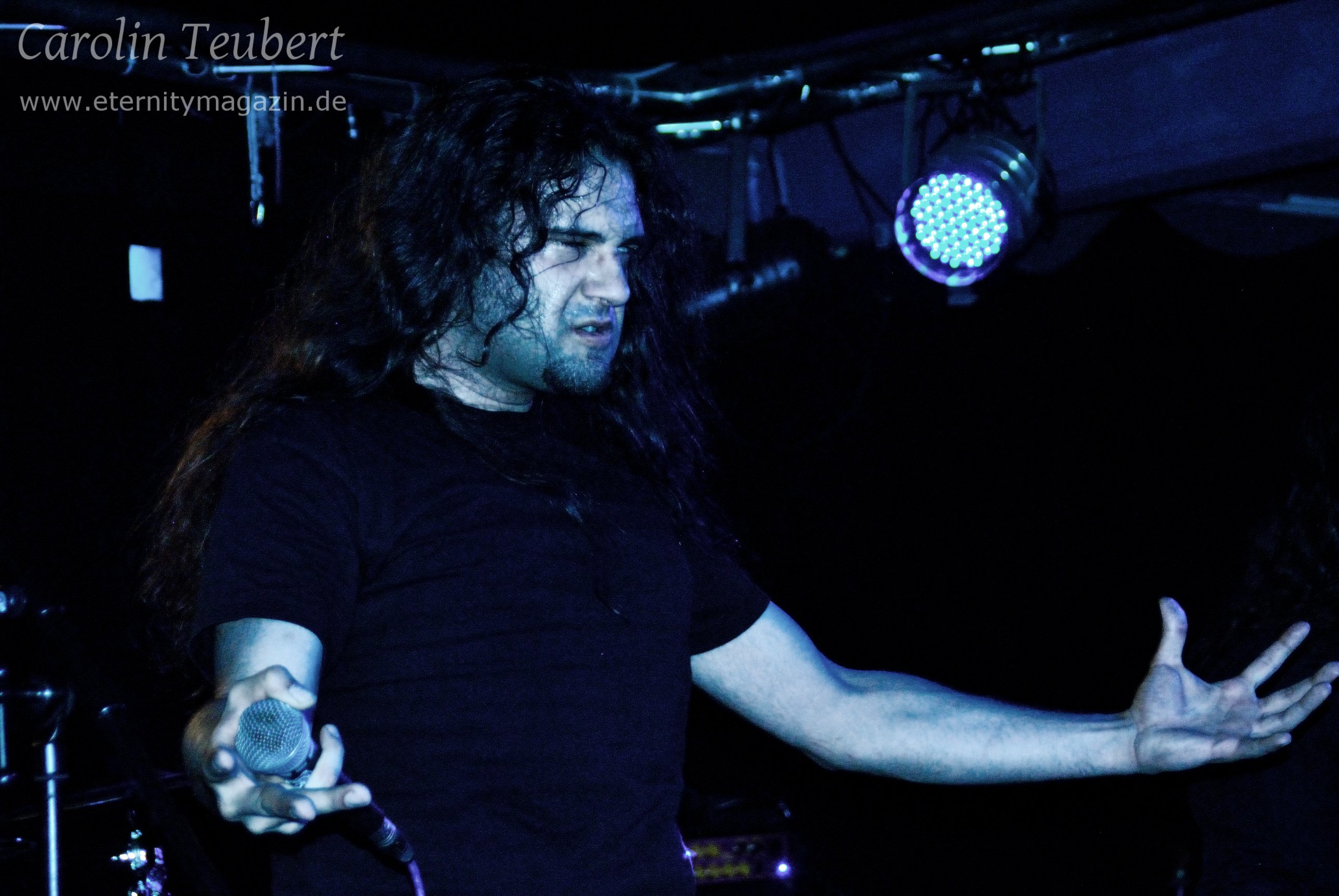 Thornesbreed, Invoker, Silent Leges Inter Arma, The Soulscape Project, Cold Aeon, 19.04.2014