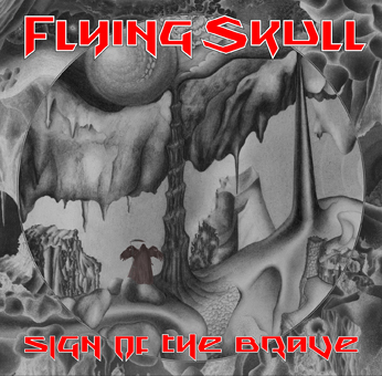 Flying Skull – Sign of the Brave 3/6
