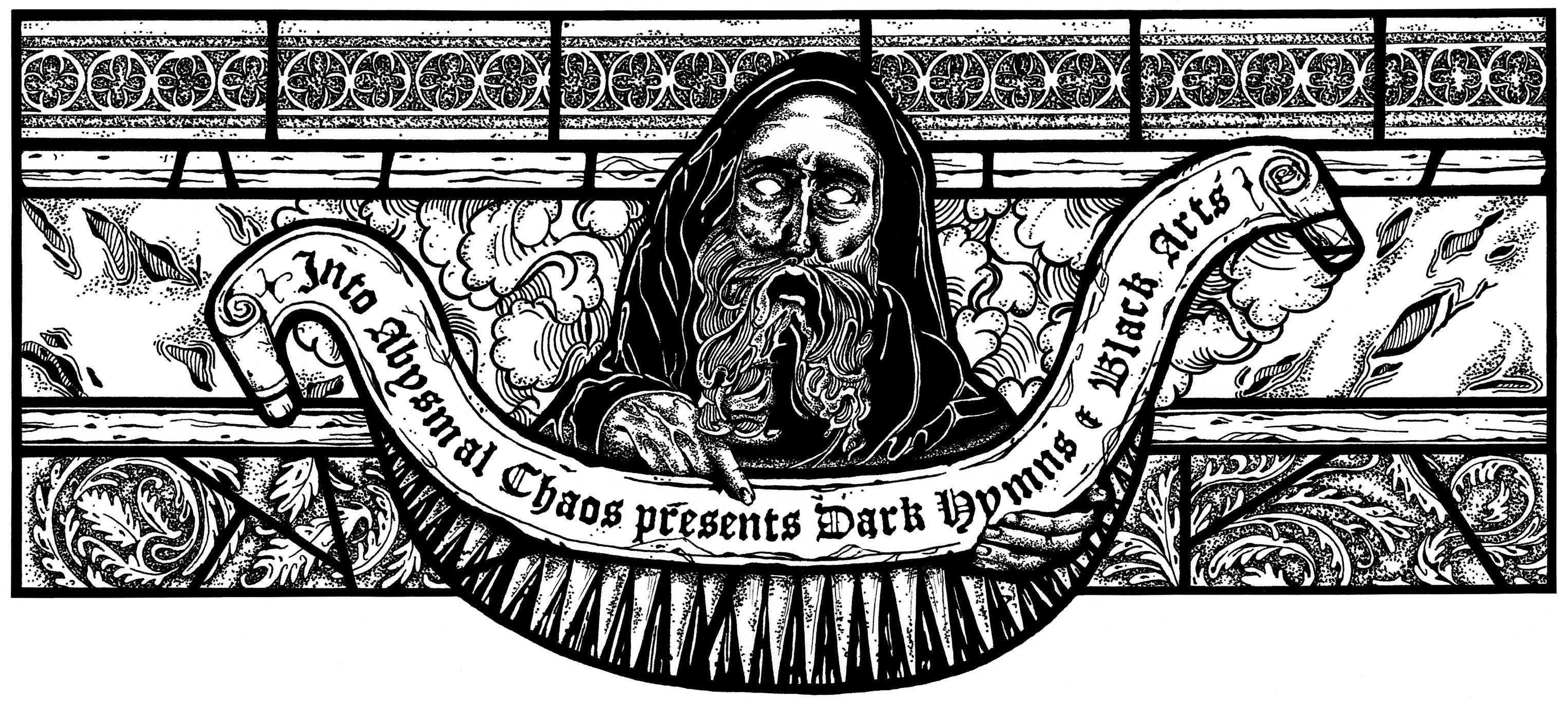Dark Hymns and Black Arts, Leipzig 29.11.2014