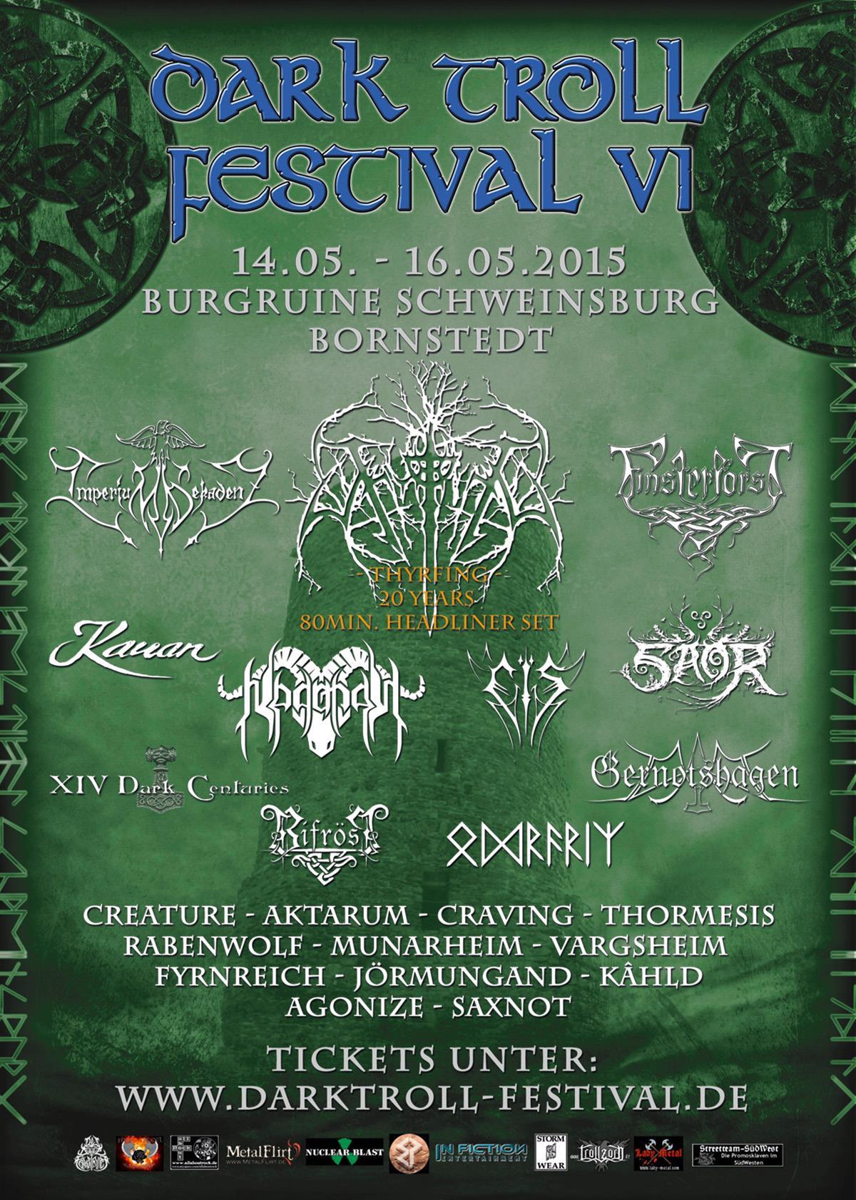Dark Troll Festival VI