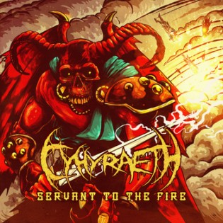 "Cyhyraeth ""Servant To The Fire"" 2/6"