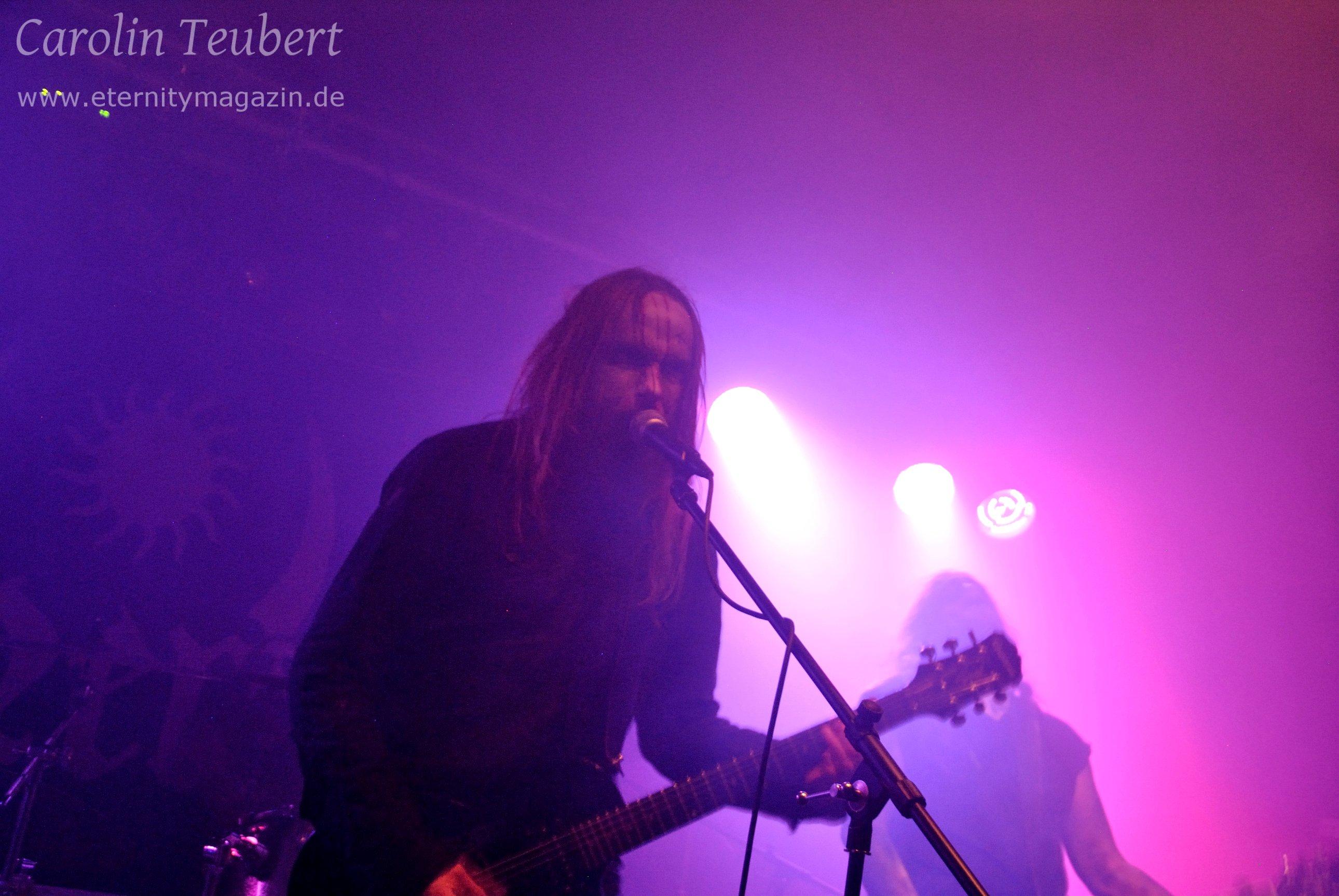 Unravel Europe Tour, 1. Mai 2015, Festung Bitterfeld