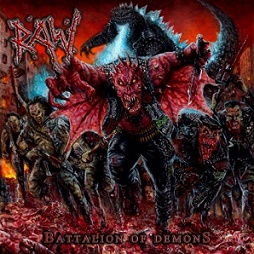 RAW – Battalion Of Demons (4/6)