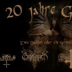 Grabak 20th Konzert