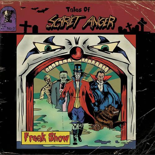 Scarlet Anger – Freak Show 4/6