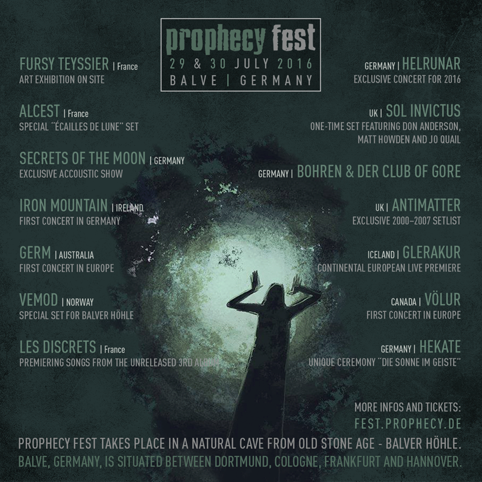 Prophecy Fest 2016