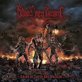 Blood Red Throne – Union Of Flesh And Machine 2/6
