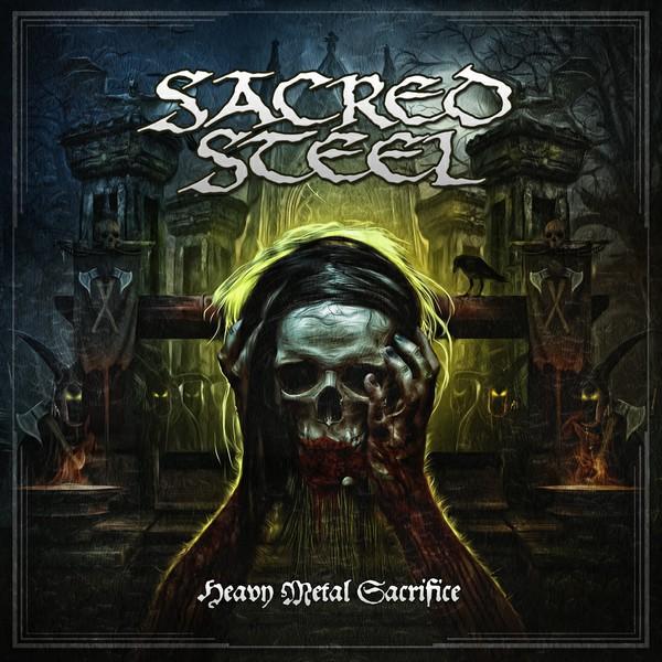 """SACRED STEEL – """"Heavy Metal Sacrifice"""" 6/6"""