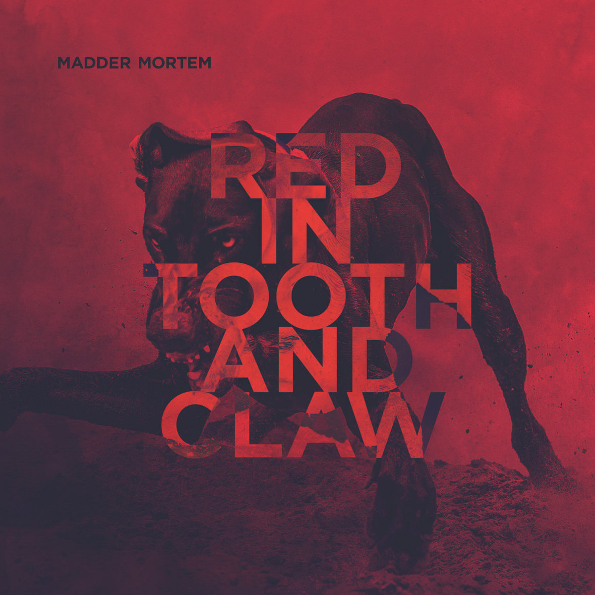 MADDER MORTEM – RED IN TOOTH AND CLAW 4/6