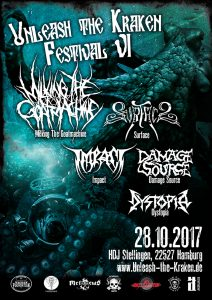 Unleash The Kraken Festival