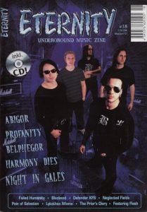Eternity Magazin Ausgabe 18