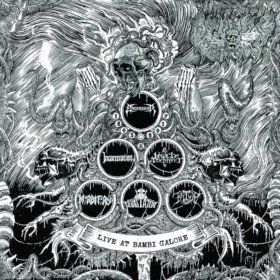 Awaking Corpses: Live at Bambi Galore (Split) 4/6