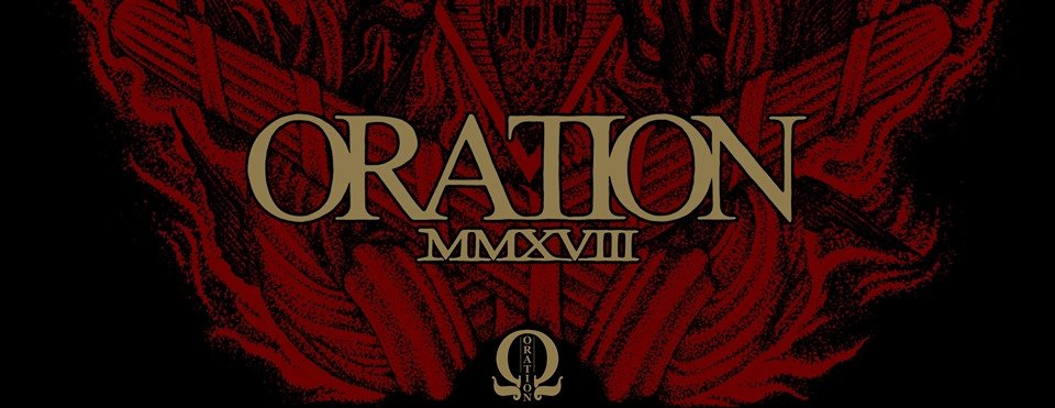Vorbericht: Oration MMXVIII (7.-9. März 2018)