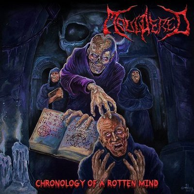 Mouldered – Chronology Of A Rotten Mind 5/6