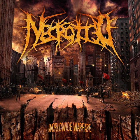 Necrotted – Worldwide Warfare 4/6