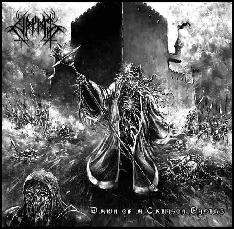 Halphas – Dawn Of A Crimson Empire 5/6