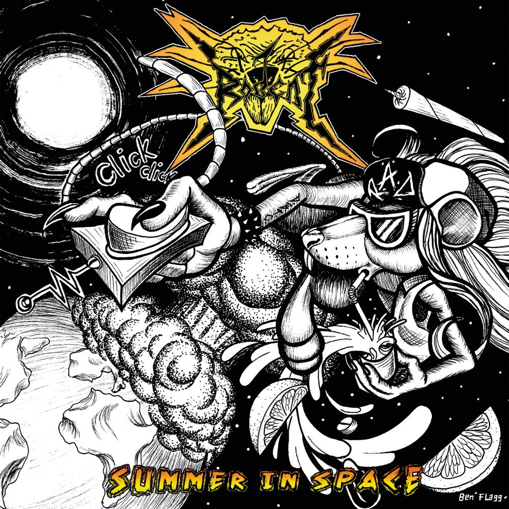 Rodent - Summer in Space