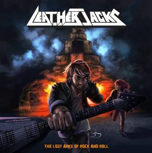 LeatherJacks - The lost arks of Rock and Roll