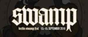 Berlin Swamp Fest 2018