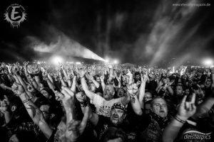 Crowd RockHarz 2019