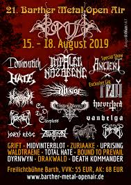 Vorbericht: Barther Metal Open Air 2019