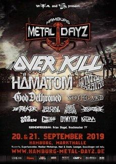 Vorbericht: Hamburg Metal Dayz 2019
