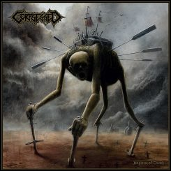 Corpsessed - Impetus Of Death Cover