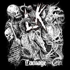 LIK - Carnage Cover
